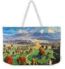 I Dreamed America Weekender Tote Bag