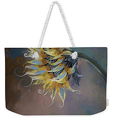 I Feel Like A Sunflower Painting Weekender Tote Bag
