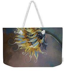 I Feel Like A Sunflower Painting Weekender Tote Bag