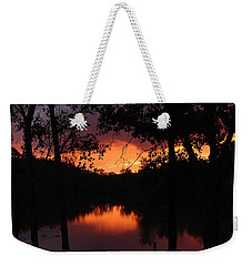 I Found Red October Weekender Tote Bag by J R Seymour