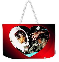 I Got You Babe Weekender Tote Bag