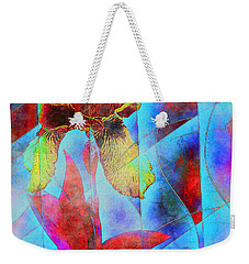 I Guess All Iris Are Beautiful... Weekender Tote Bag