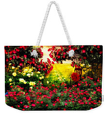 I Had A Dream Weekender Tote Bag by Gabriella Weninger - David