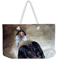 I Have Got  My Eye On You Weekender Tote Bag by Cyndy Doty
