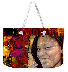 I Like Colors   What About You Weekender Tote Bag by Angela L Walker