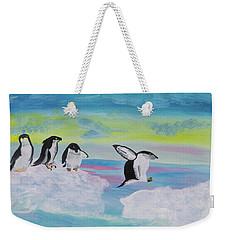I Like Dreaming Weekender Tote Bag by Meryl Goudey