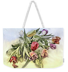 I Like Tulips Weekender Tote Bag