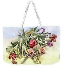 I Like Tulips Weekender Tote Bag