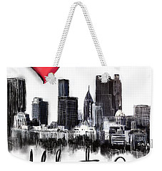 I Love Atlanta Ga Weekender Tote Bag