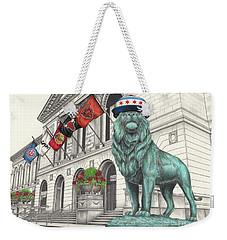 I Love Chicago Vol. 3 Weekender Tote Bag
