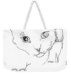 I Love Misty Weekender Tote Bag