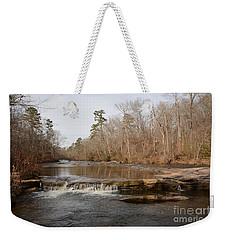 I Love To Go A Wanderin' Yellow River Park -georgia Weekender Tote Bag