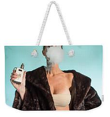 I Love To Vape Weekender Tote Bag