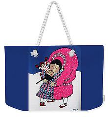 I Love You Mommy Weekender Tote Bag
