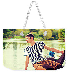 I Missing You And Waiting For You Weekender Tote Bag