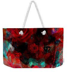 I Named You Rose Weekender Tote Bag