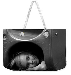 I Need A Playmate Weekender Tote Bag