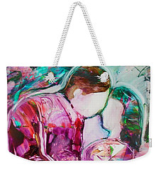 I Remember The First Dance Weekender Tote Bag
