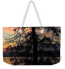 I Saw Her Standing There - Silhouette Of A Dream  Weekender Tote Bag