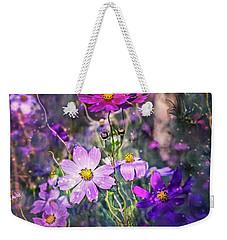 I Say A Little Prayer Weekender Tote Bag by Agnieszka Mlicka