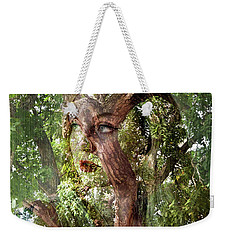 I See Myself In Nature Weekender Tote Bag