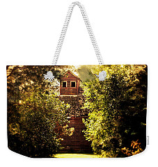 I See You Weekender Tote Bag by Julie Hamilton