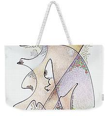 I-sight Weekender Tote Bag
