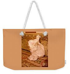 I Think I Lost A Slippper Weekender Tote Bag by Nancy Kane Chapman