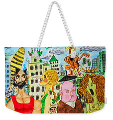 I Wanna Dineroh / I Wanna Money Weekender Tote Bag