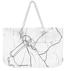 I Was Born In A Mine 4 Weekender Tote Bag