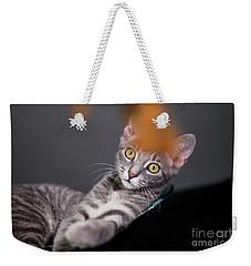 I Will Get It Weekender Tote Bag