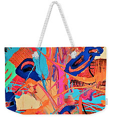 I Would Know That Lovely Laugh Anywhere Weekender Tote Bag