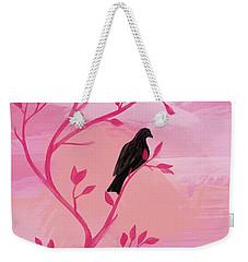 I Would Rather Have Birds Weekender Tote Bag