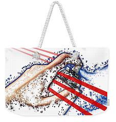 I Woz Here Weekender Tote Bag