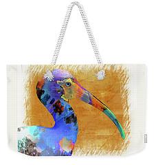Ibis Art Weekender Tote Bag