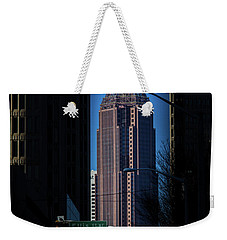 Ibm Tower Weekender Tote Bag