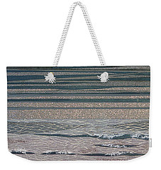 Icarus Dying Weekender Tote Bag by Stanza Widen
