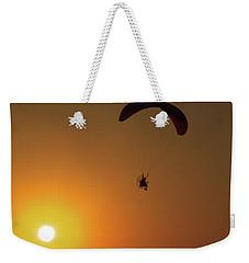 Icarus Weekender Tote Bag