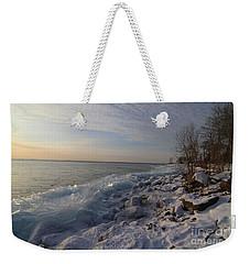 Ice 2018 # 2 Weekender Tote Bag