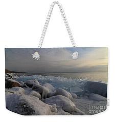 Ice 2018 # 3 Weekender Tote Bag