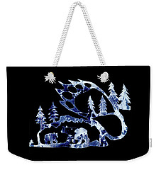 Ice Bears 1 Weekender Tote Bag