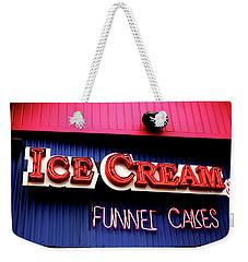 Ice Cream Anyone Weekender Tote Bag