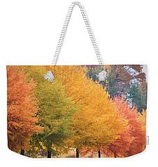 October Trees Weekender Tote Bag