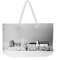 Ice Farm Weekender Tote Bag
