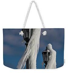 Ice Lamp Ladies Weekender Tote Bag