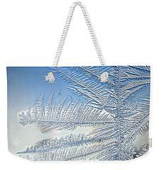 Ice Tree Weekender Tote Bag