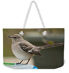 Ice Water Weekender Tote Bag