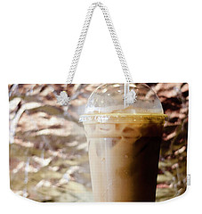Iced Coffee 2 Weekender Tote Bag