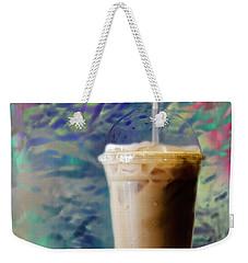 Iced Coffee 3 Weekender Tote Bag
