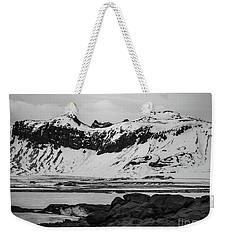 Icelandic Idyll Near Vik Weekender Tote Bag